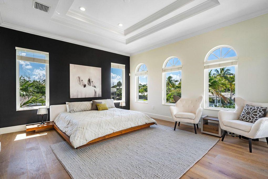 prodej rekonstruovaného panského domu 19 Harbour Dr N, Ocean Ridge, Florida Spojené státy Americké