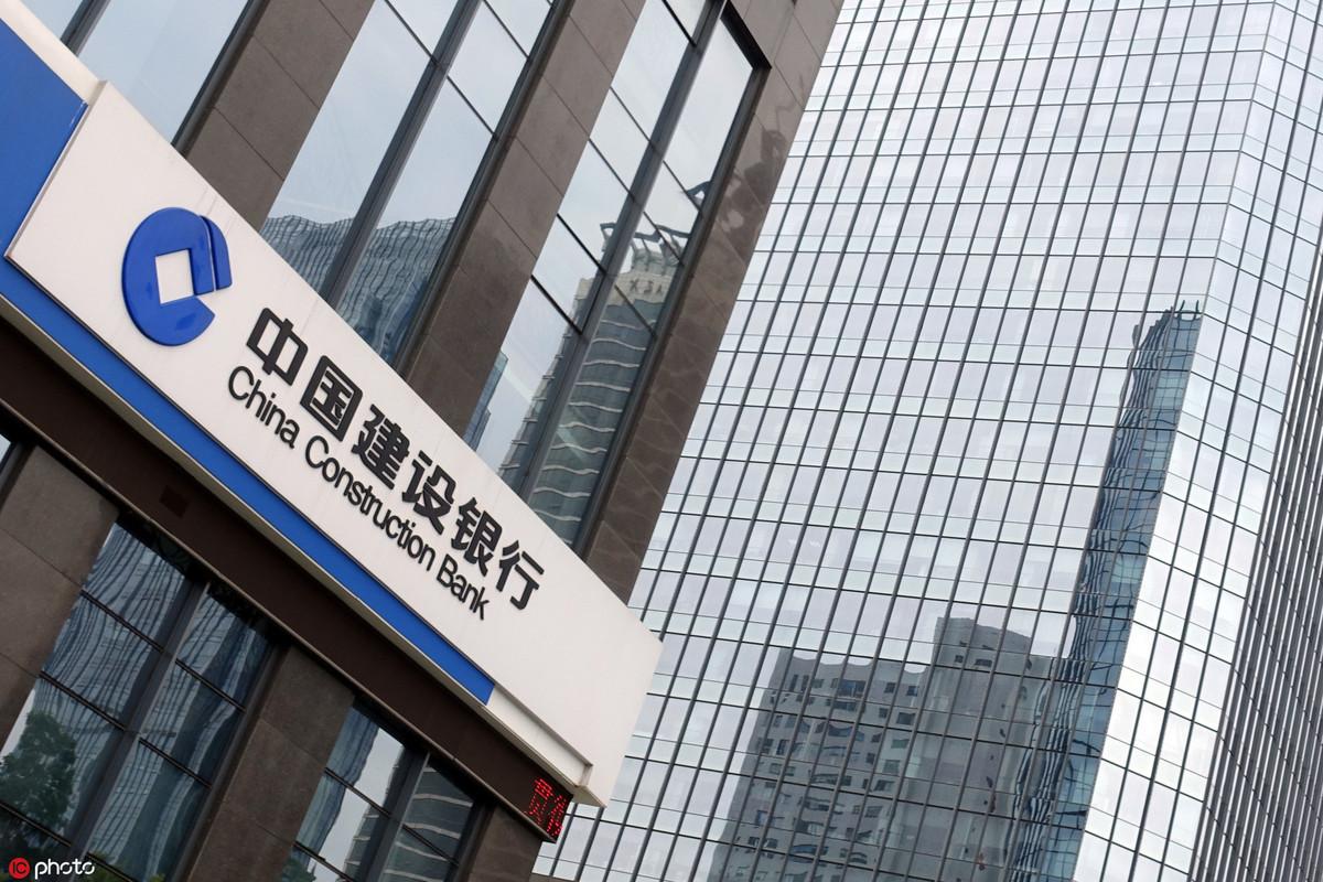 Čínská stavební banka - China Construction Bank Corporation