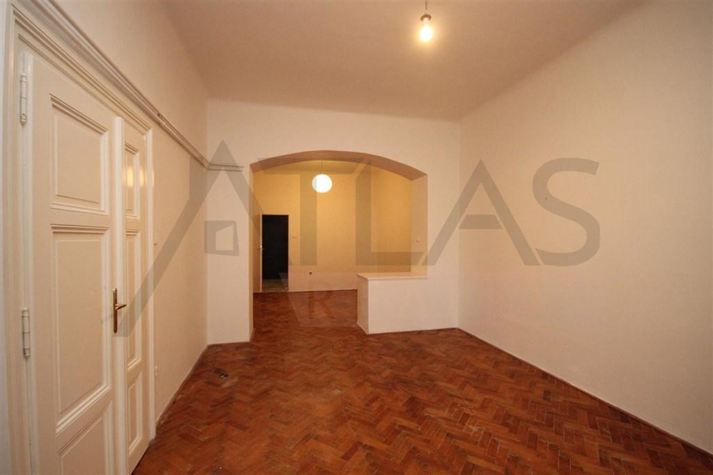 Pronájem bytu 4+1, 170 m² Praha 2 - Nové město, Náplavní