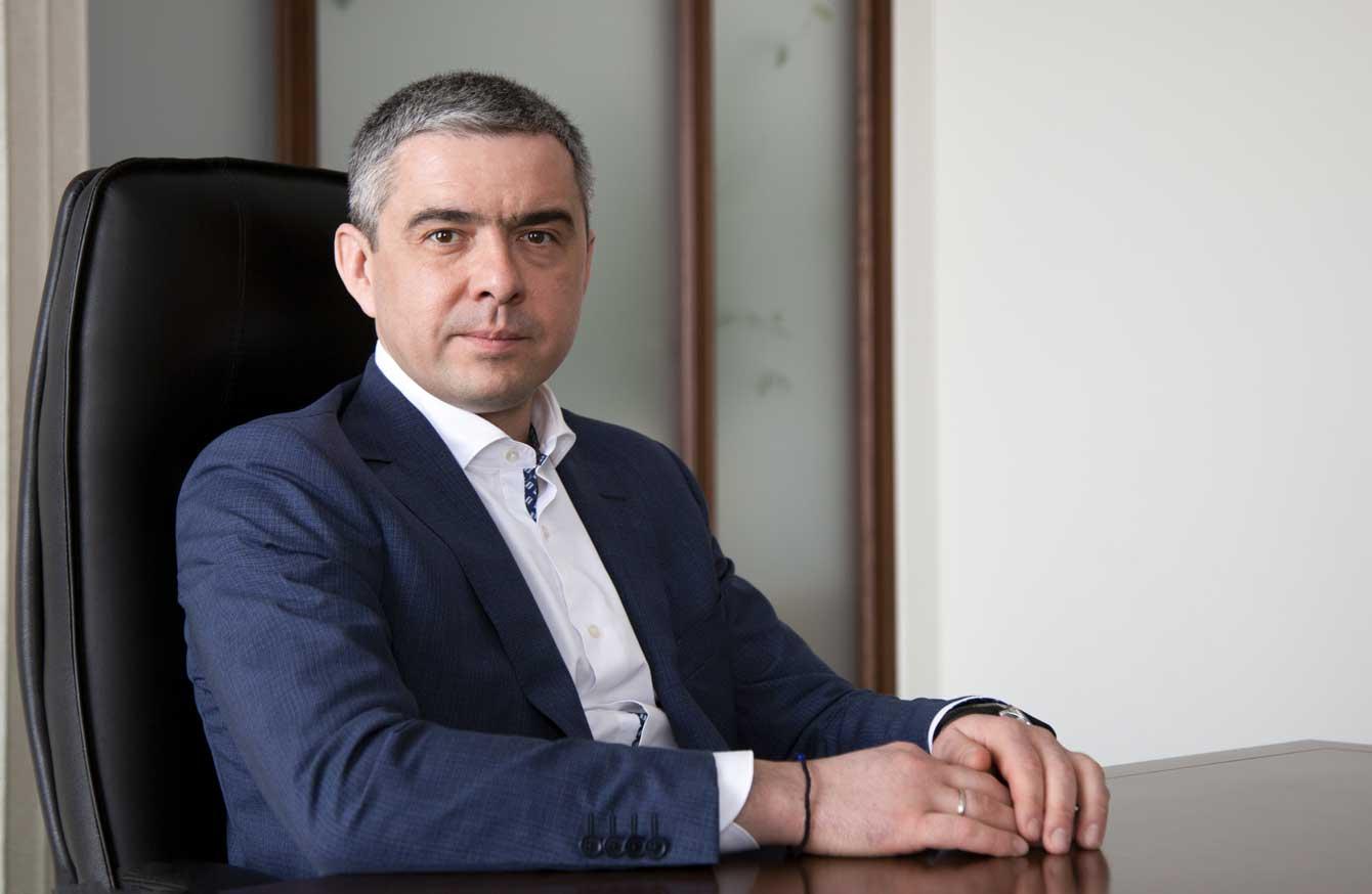 Alexey Yatsenko, předseda představenstva Megabank