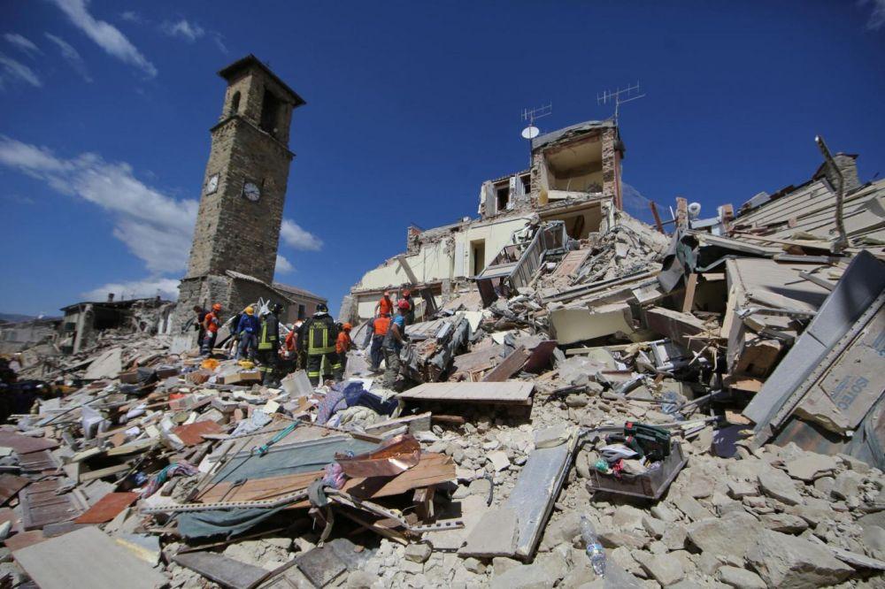 Mattarella: pomalá rekonstrukce