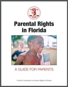 Rodičovská práva na Floridě - Průvodce pro rodiče