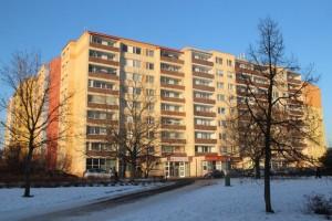 Pronájem bytu 2+kk, 60 m², Praha - Vysočany, Sousedíkova