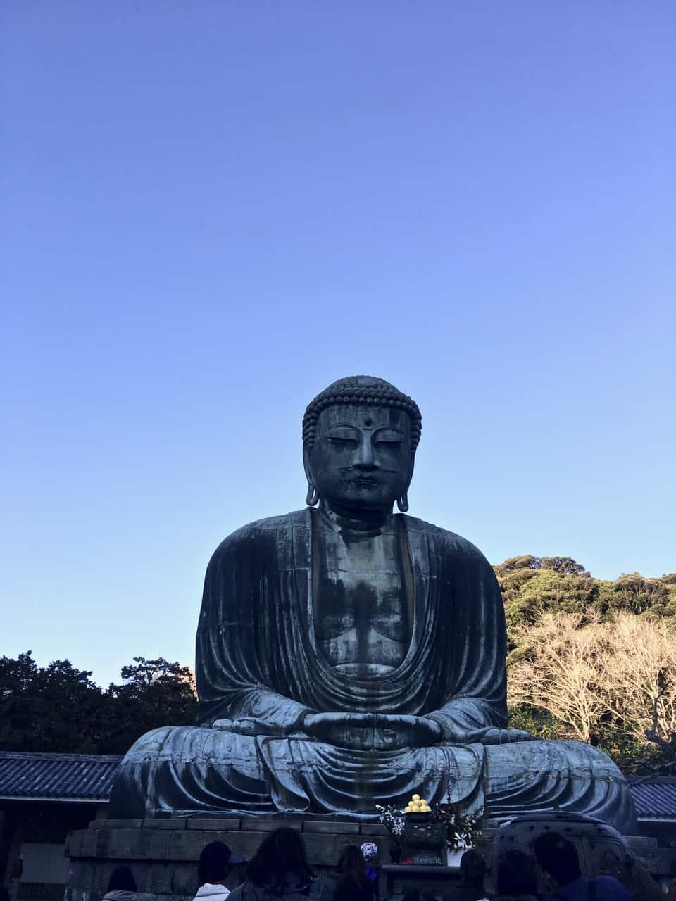 Velký Buddha z Kamakury