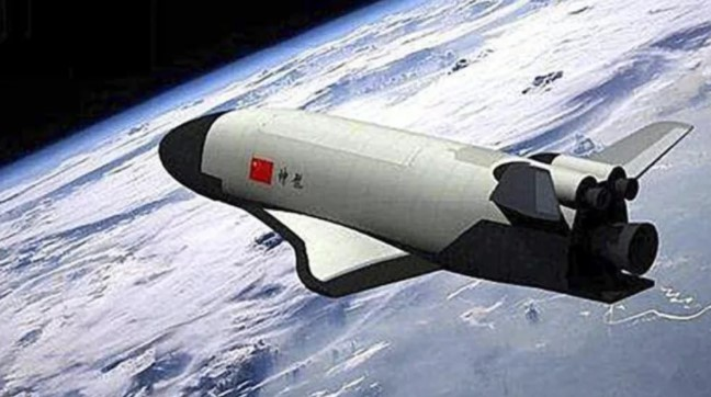 První raketoplán vyrobený v Číně