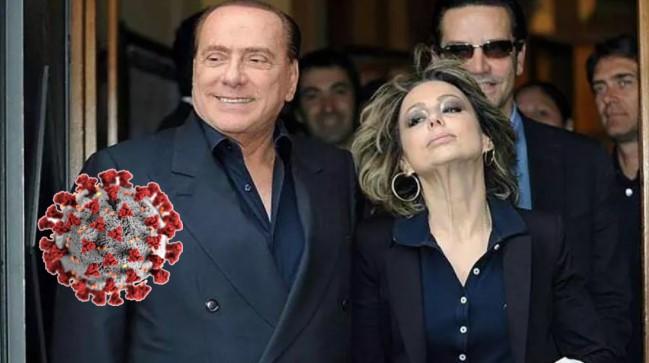 Silvio Berlusconi a COVID-19