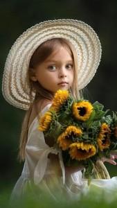 Slunečnice jsou speciální květiny