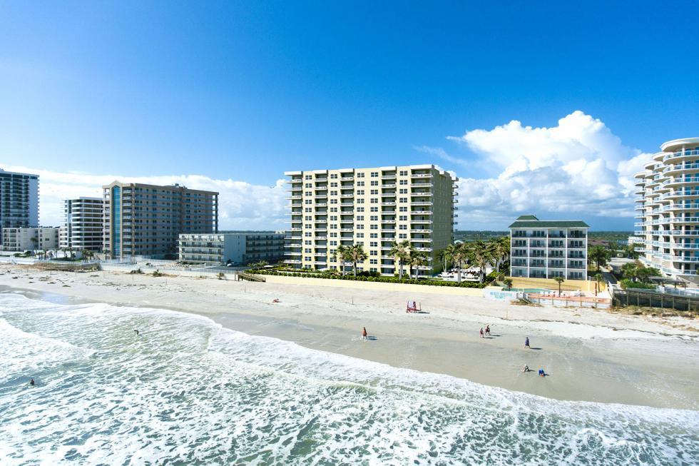 prodej bytů v osobním vlastnictví Daytona Beach & Best Florida Snowbird & prázdinové byty