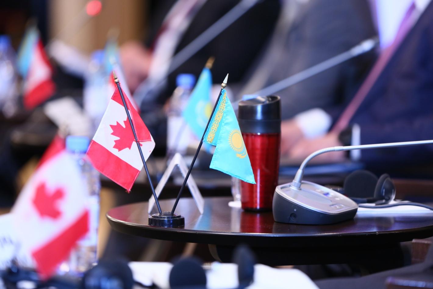 IV zasedání kazašsko-kanadské obchodní rady