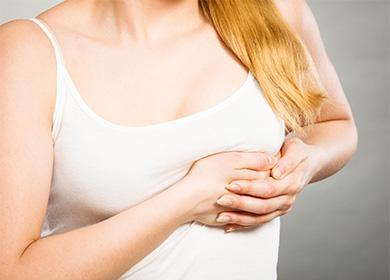 jak snížit otok prsou u matky