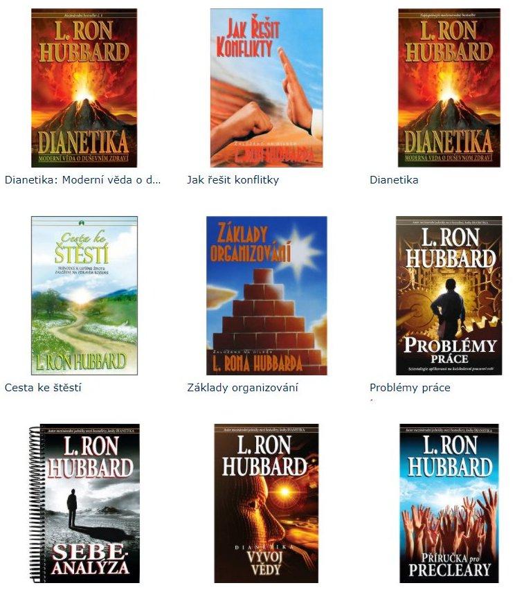 publikace L Ron Hubbard
