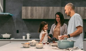 Dospívající se smyslem pro rodinu jsou zdravější a úspěšnější