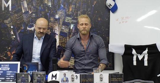 Prodávej nebo prohrávej - Prodej v praxi Marcus a Maťo